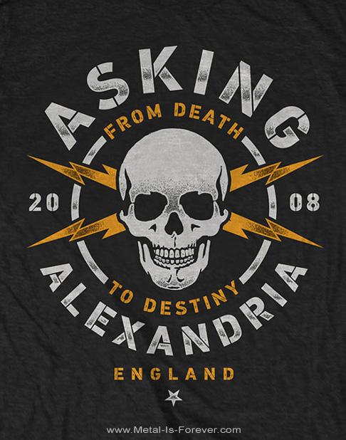 ASKING ALEXANDRIA (アスキング・アレクサンドリア) DANGER 「デンジャー」 Tシャツ