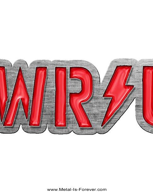 AC/DC (エーシー・ディーシー) POWER UP 「パワーアップ」 ピンバッジ