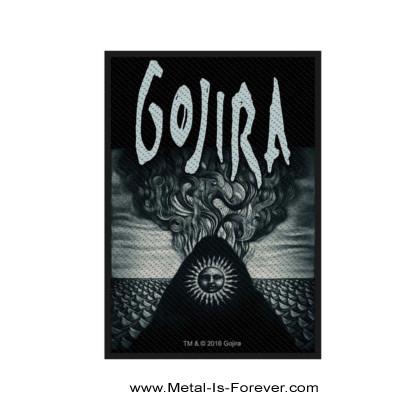 GOJIRA (ゴジラ) MAGMA 「マグマ」 ワッペン
