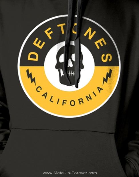 DEFTONES -デフトーンズ- CALIFORNIA 「カリフォルニア」  パーカー