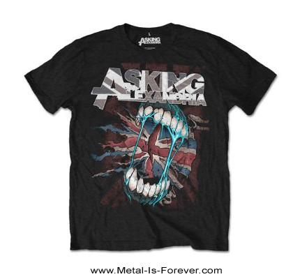 ASKING ALEXANDRIA (アスキング・アレクサンドリア) FLAG EATER 「フラッグ・イーター」 Tシャツ