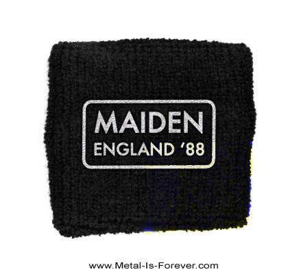 IRON MAIDEN (アイアン・メイデン) MAIDEN ENGLAND 「メイデン・イングランド」 リストバンド