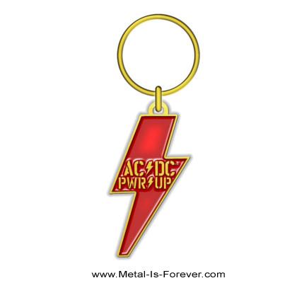 AC/DC (エーシー・ディーシー) POWER UP 「パワーアップ」 キーチェーン