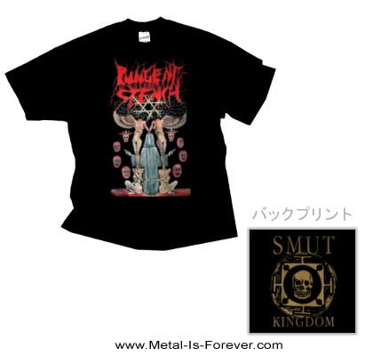 PUNGENT STENCH -パンジェント・ステンチ- SMUT KINGDOM 「スマット・キングダム」  Tシャツ Ver.2