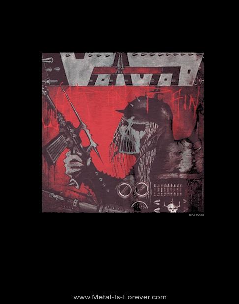 VOIVOD -ヴォイヴォド- WAR & PAIN 「ウォー・アンド・ペイン」 Tシャツ