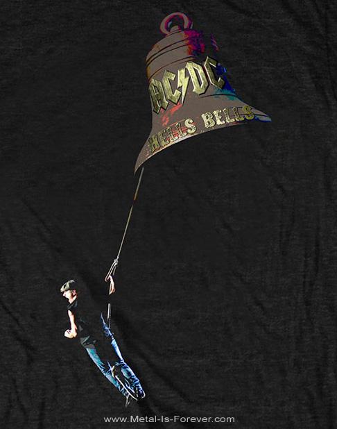 AC/DC -エーシー・ディーシー- BELL SWING 「ベル・スイング」 Tシャツ