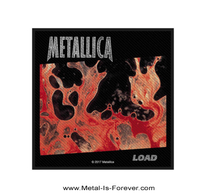 METALLICA (メタリカ) LOAD 「ロード」 ワッペン