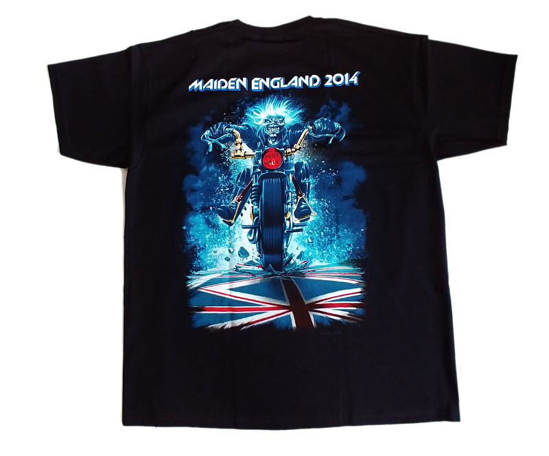 IRON MAIDEN -アイアン・メイデン- TOUR TROOPER 「ツアー・トルーパー」 Tシャツ