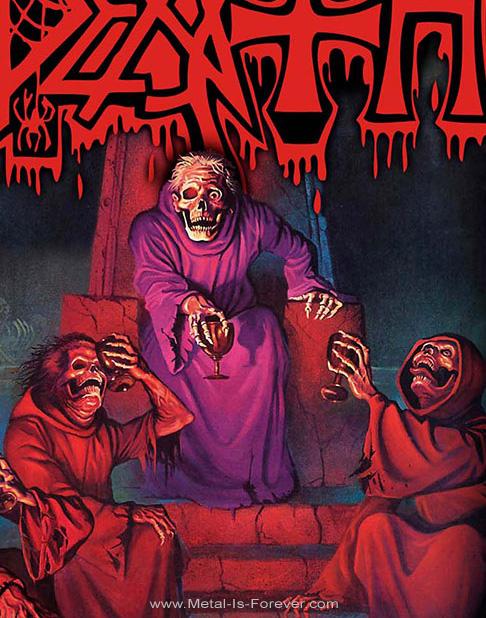 DEATH -デス- SCREAM BLOODY GORE 「スクリーム・ブラッディ・ゴア」 布製ポスター