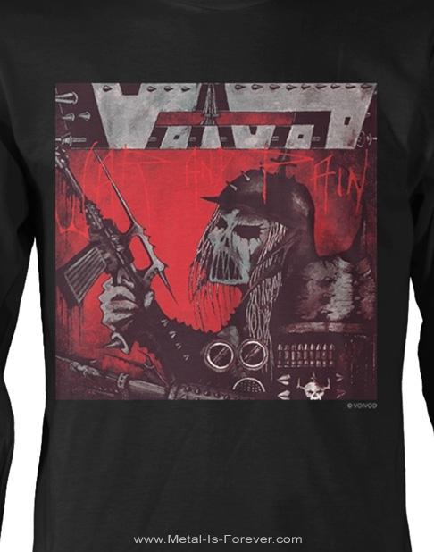 VOIVOD -ヴォイヴォド- WAR & PAIN 「ウォー・アンド・ペイン」 長袖Tシャツ