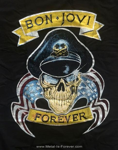 BON JOVI (ボン・ジョヴィ) FOREVER 「フォーエヴァー」 Tシャツ