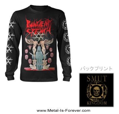 PUNGENT STENCH -パンジェント・ステンチ- SMUT KINGDOM 「スマット・キングダム」  長袖Tシャツ Ver.2