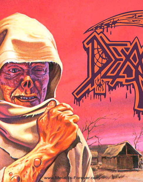 DEATH -デス- LEPROSY 「レプロシー」 布製ポスター