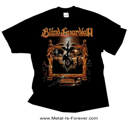 BLIND GUARDIAN (ブラインド・ガーディアン) IMAGINATIONS FROM THE OTHER SIDE 「イマジネーションズ・フロム・ジ・アザー・サイド」 Tシャツ