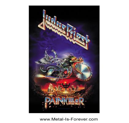 JUDAS PRIEST (ジューダス・プリースト) PAINKILLER 「ペインキラー」 布製ポスター