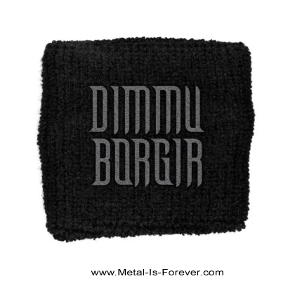 DIMMU BORGIR (ディム・ボルギル) LOGO 「ロゴ」 リストバンド