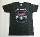 【在庫有り商品】METALLICA -メタリカ- MASTER OF PUPPETS 「メタル・マスター」 Tシャツ(チャコール・グレー) Mサイズ