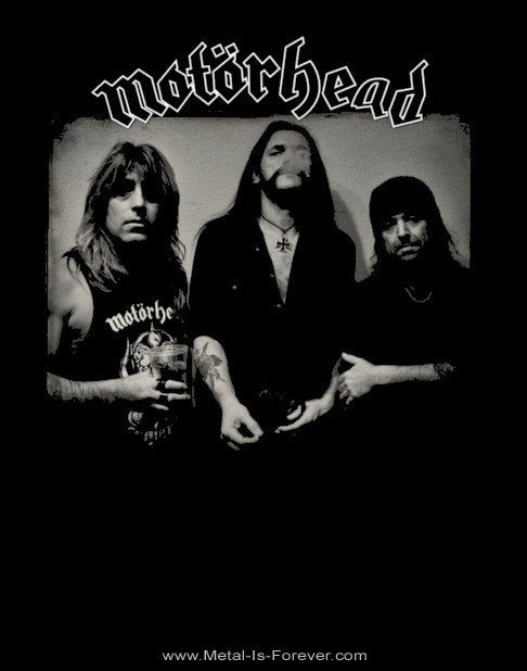 MOTORHEAD -モーターヘッド- UNDER COVER 「アンダー・カヴァー」 Tシャツ