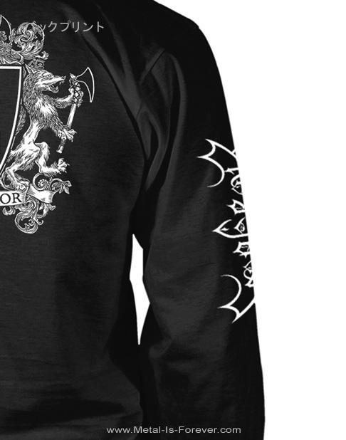 EMPEROR -エンペラー- AS THE SHADOWS RISE 「アズ・ザ・シャドウズ・ライズ」 長袖Tシャツ