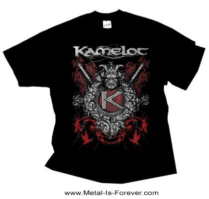 KAMELOT (キャメロット) SAMURAI 「サムライ 〜侍」  Tシャツ