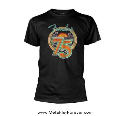 FENDER (フェンダー) MARKER LANDSCAPE 「マーカー・ランドスケープ」75周年記念Tシャツ