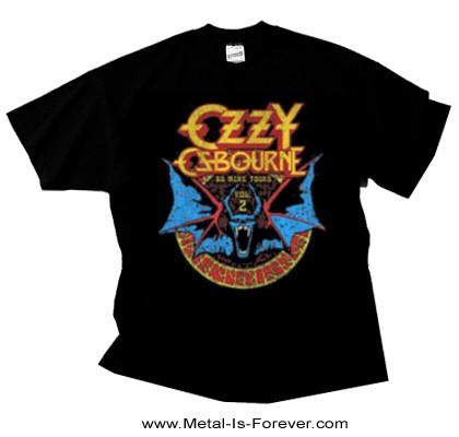 OZZY OSBOURNE -オジー・オズボーン- BAT CIRCLE 「バット・サークル」 Tシャツ
