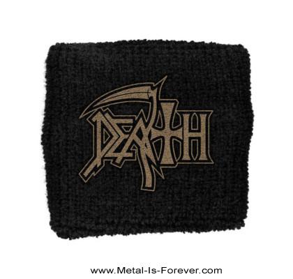 DEATH -デス- LOGO 「ロゴ」 リストバンド