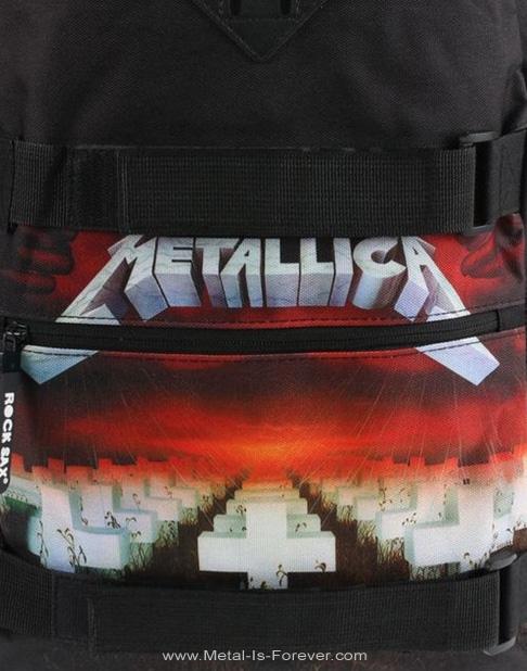 METALLICA -メタリカ- MASTER OF PUPPETS 「メタル・マスター」 リュックサック Ver.2
