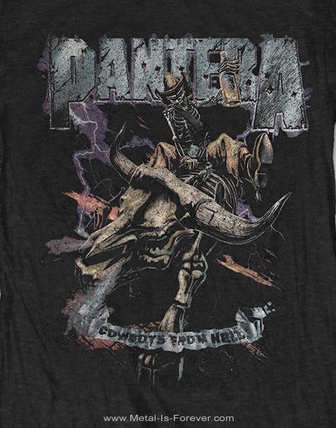 PANTERA (パンテラ) VINTAGE RIDER 「ヴィンテージ・ライダー」 レディースTシャツ
