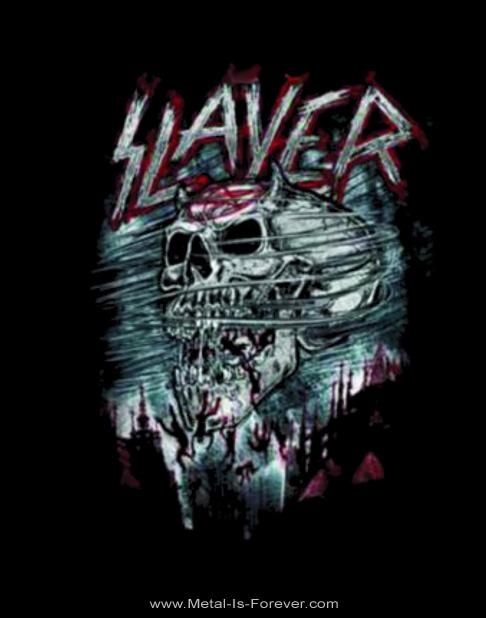SLAYER -スレイヤー- DEMON STORM 「デーモン・スレイヤー」  Tシャツ