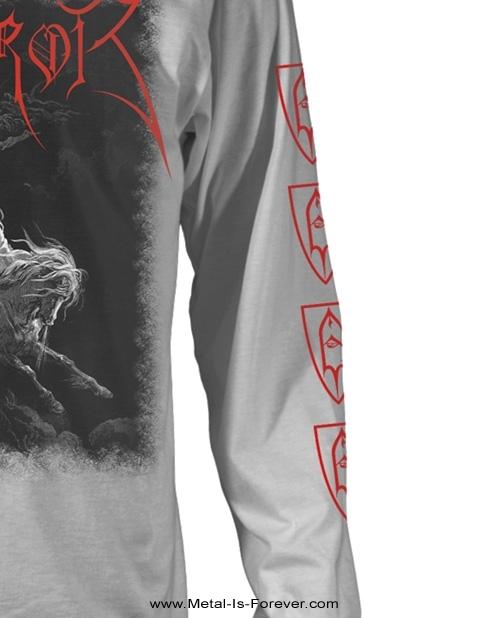 EMPEROR -エンペラー- RIDER 2019 「騎兵・2019」 長袖Tシャツ(白)