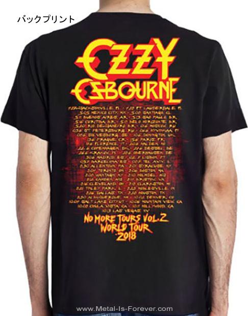 OZZY OSBOURNE -オジー・オズボーン- NO MORE TEARS VOL. 2 「ノー・モア・ティアーズ・VOL.2」 Tシャツ