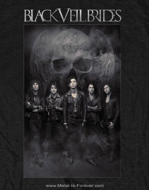 BLACK VEIL BRIDES (ブラック・ヴェイル・ブライズ) BLACK FROG 「ブラック・フロッグ」 Tシャツ