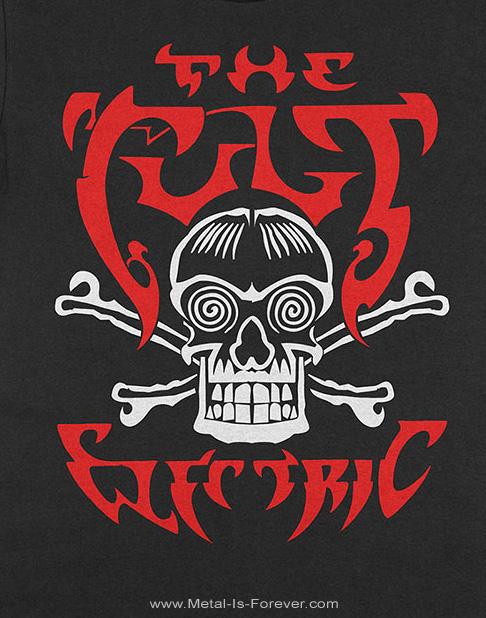THE CULT (ザ・カルト) ELECTRIC 「エレクトリック」 Tシャツ