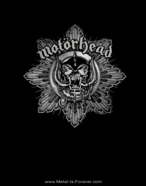 MOTORHEAD -モーターヘッド- PIG BADGE 「ピッグ・バッジ」 パーカー