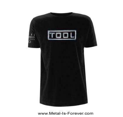 TOOL -トゥール- BOX LOGO 「ボックス・ロゴ」 Tシャツ