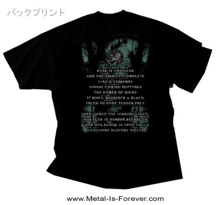 CRADLE OF FILTH -クレイドル・オブ・フィルス- DUSK AND HER EMBRACE 「ダスク・アンド・ハー・エンブレイス」 Tシャツ