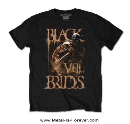BLACK VEIL BRIDES (ブラック・ヴェイル・ブライズ) DUST MASK 「ダスト・マスク」 Tシャツ