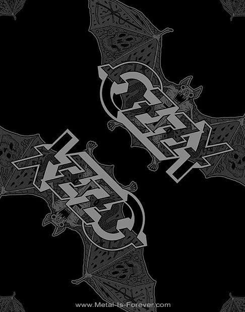 OZZY OSBOURNE (オジー・オズボーン) ORDINARY MAN BAT 「オーディナリー・マン・バット」 バンダナ