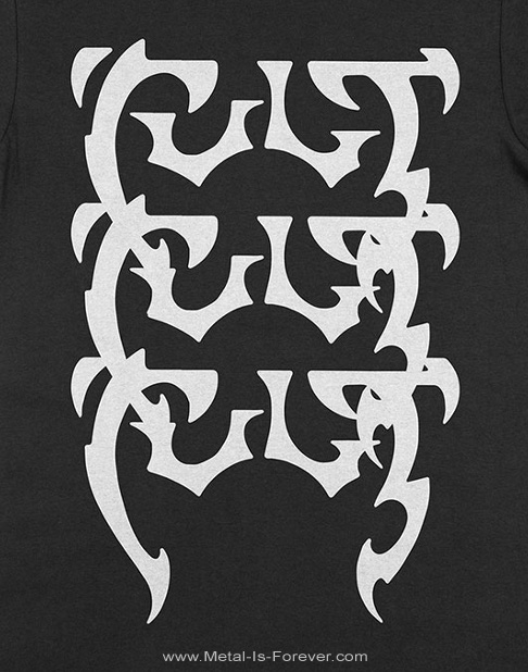 THE CULT (ザ・カルト) REPEATING LOGO 「リピート・ロゴ」 Tシャツ