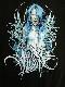 【在庫有り商品】ALISSA WHITE-GLUZ -アリッサ・ホワイト=グラズ- PHOTO LOGO 「フォト・ロゴ」 ジップ・パーカー Sサイズ
