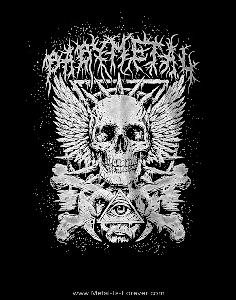BABYMETAL -ベビーメタル- CROSSBONE 「クロスボーン」  レディースTシャツ