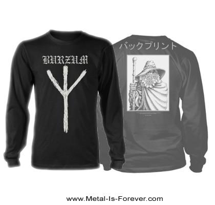 BURZUM -バーズム- RUNE 「ルーン」 長袖Tシャツ