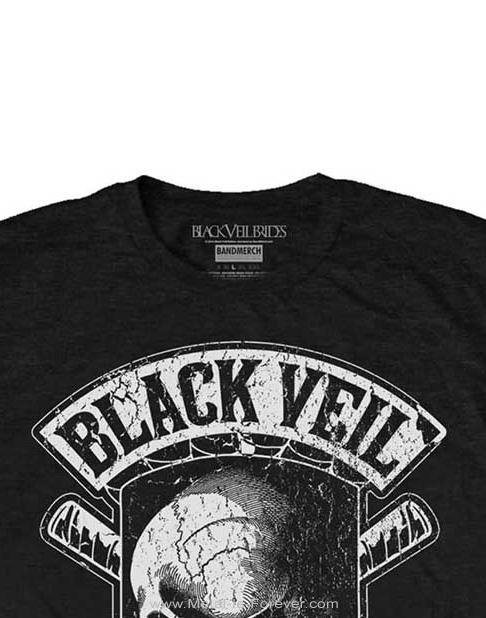 BLACK VEIL BRIDES (ブラック・ヴェイル・ブライズ) HOLLYWOOD 「ハリウッド」 Tシャツ