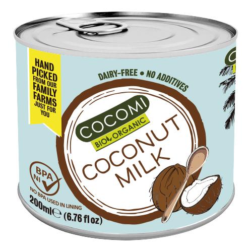 [ココミ]ココナッツミルク200ml