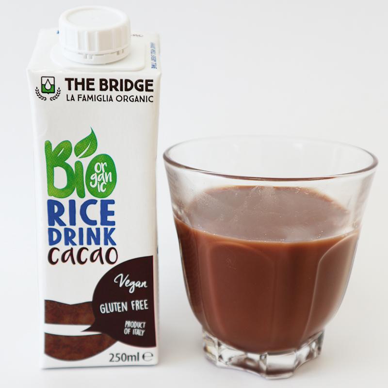 [ブリッジ]【マンスリーセール】ライスドリンク チョコレート