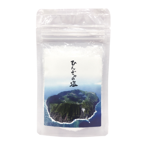 [青ヶ島村製塩事業所]ひんぎゃの塩 200g