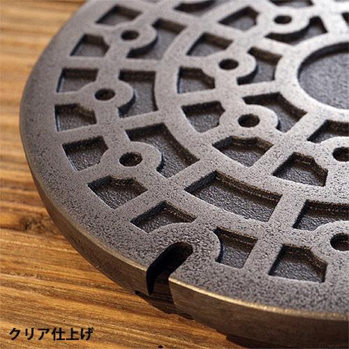 ミニチュアマンホール JIS 【1/4スケール】