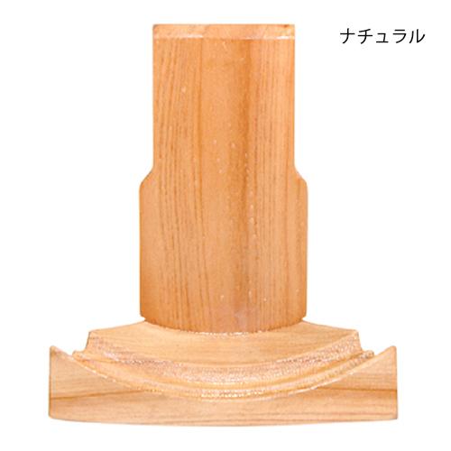 ミニチュアマンホール  木製スタンド 【1/4スケール】