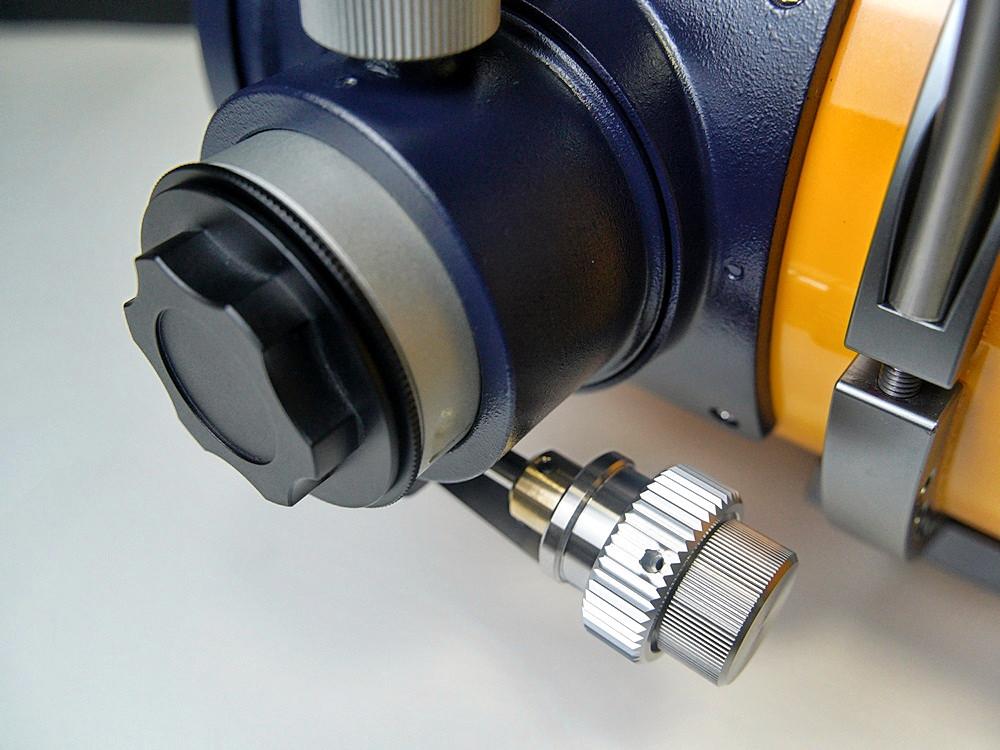 TP568 高精度 減速比1:12 シャフト径Φ8mm タカハシ用フォーカサー減速装置  ゆうパック送料一律700円